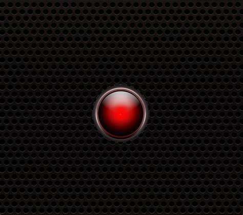 Red Button Android wallpaper HD