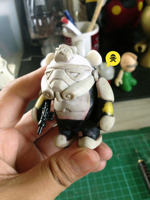Yokazuna: Pirated Stormtrooper 1