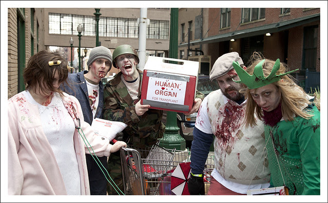 2012 Idiotarod 22 (Zombies 4)