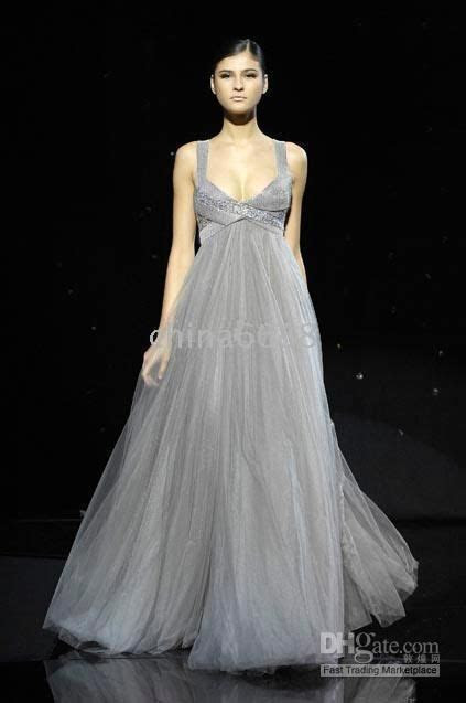 17 Best ideas about Grey Wedding Dresses on Pinterest