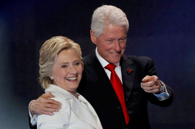 L'ancienne candidate démocrate à la présidentielle, Hillary Clinton,... (PHOTO REUTERS)