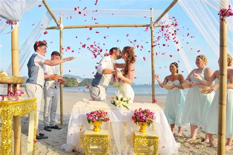 Krabi Wedding Destination Packages Enquiry : Thailand