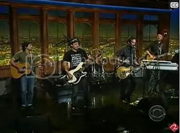 Grand Archives on Late Late Show with Craig Ferguson - April 30, 2008