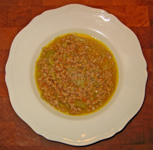 zuppa di farro by fugzu