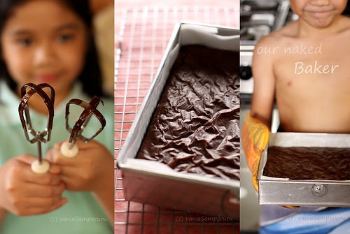 [TGIF] Double Chocolate Brownies