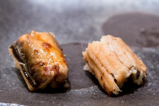 Singapore Best Omakase Sushi Shinji by Kanesaka Unagi Sushi