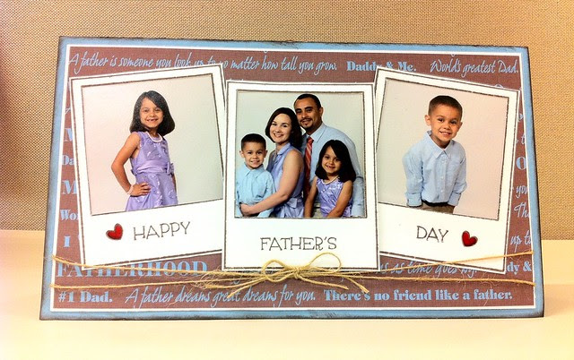 Fathers Day 2011- Front