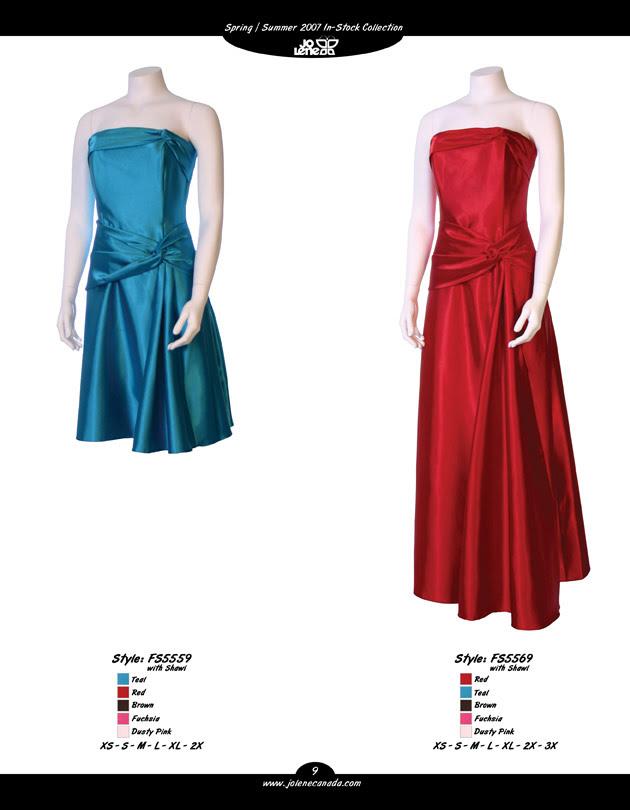 Jolene Canada - Ladies Dresses, Bridesmaid, Mother of the Bride