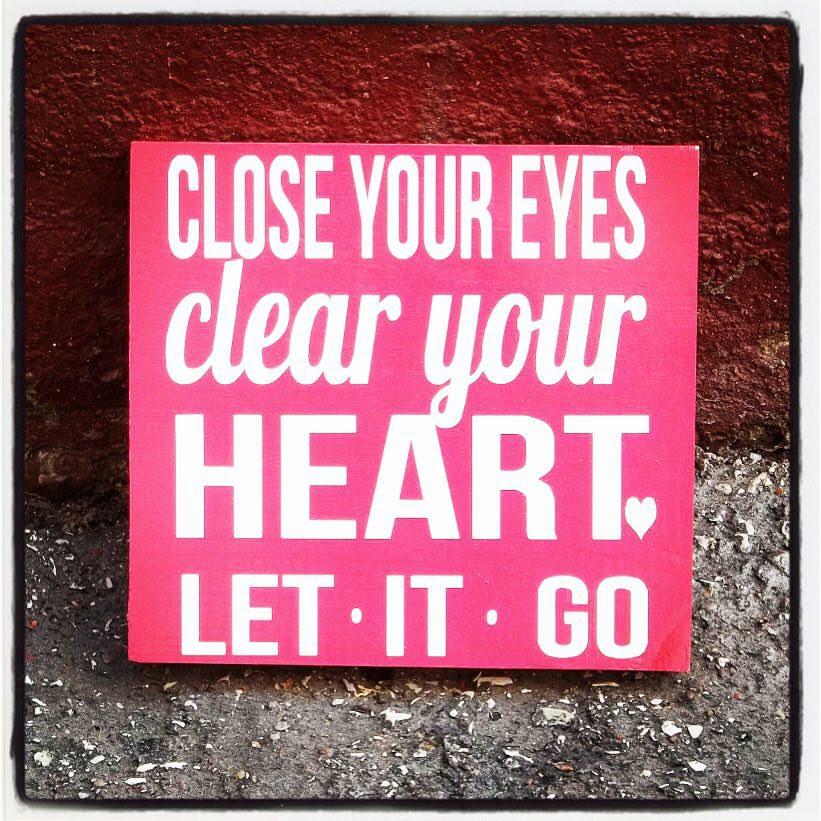 Let Go Meditation