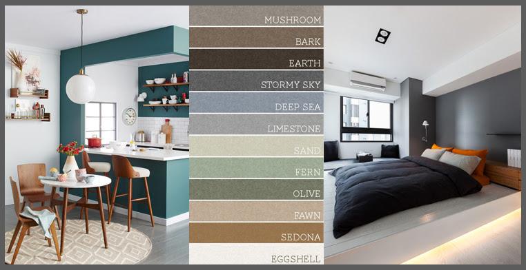Abbinamenti Colori Pittura Interni | Konfirmationskjoler 2017