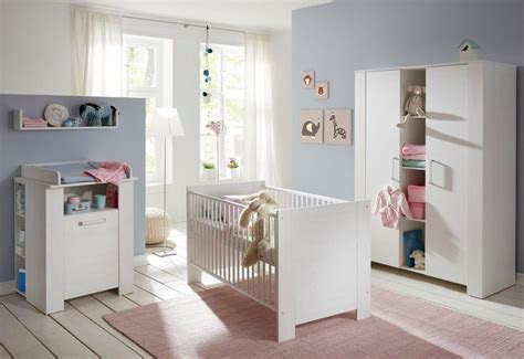 komplett babyzimmer oslo babybett wickelkommode