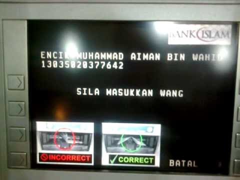 Cara Daftar Tabung Haji Di Atm Bank Islam 00 Tabung Haji
