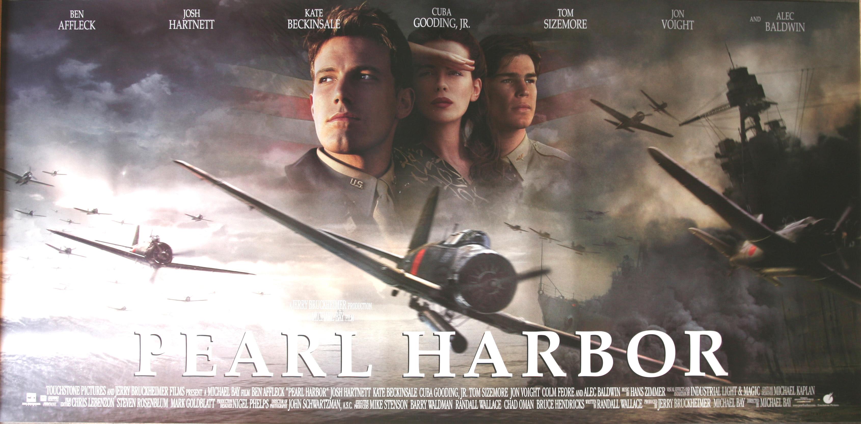 pearl harbor film recenzja