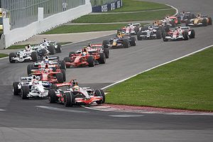 Lewis, Robert, Kimi, Fernando, Nico, and Felip...