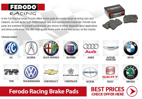 Ferodo Racing Brake Pads