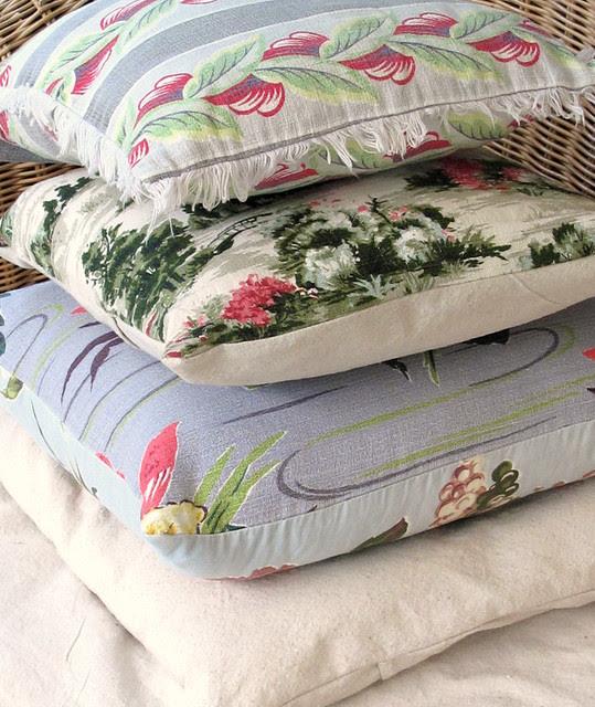 deck pillows