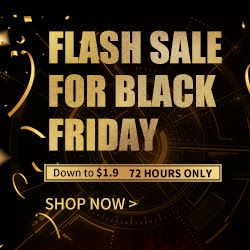 ROCK BOTTOM $1.9!BLACK FRIDAY FLASH SALE 72 HOURS! The Clock is Ticking on this Mega Sale Annually!