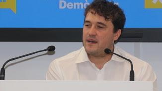 David Bonvehí, president del PDeCAT (ACN)