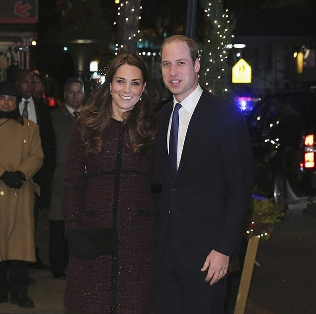 #RoyalBaby! Duke And Duchess Of Cambridge, William And