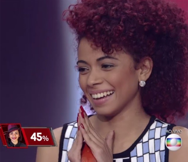 Caxiense Tori Huang se classifica para semifinais do The Voice Brasil