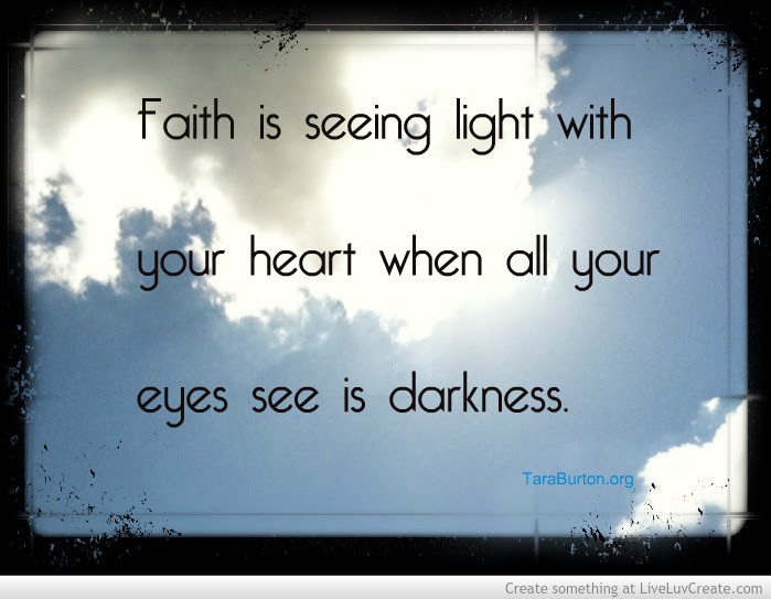Quotes About Seeing Darkness 37 Quotes