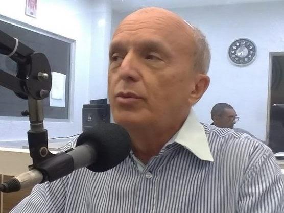 """""""Não tenho ganância pelo poder"""" diz secretário de Saúde sobre disputar PMCG"""