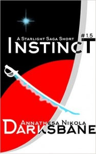 Instinct by Annathesa Nikola Darksbane