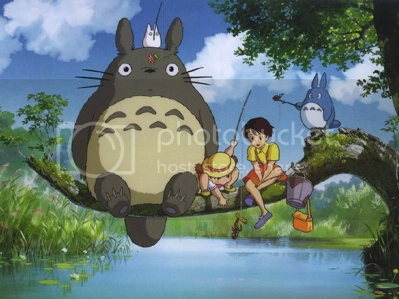 Imagen de 'Mi Vecino Totoro'