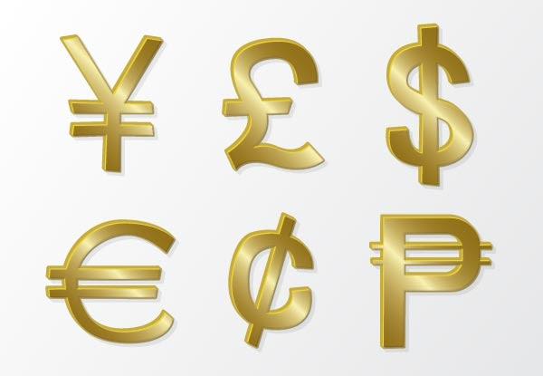 forex gold symbol