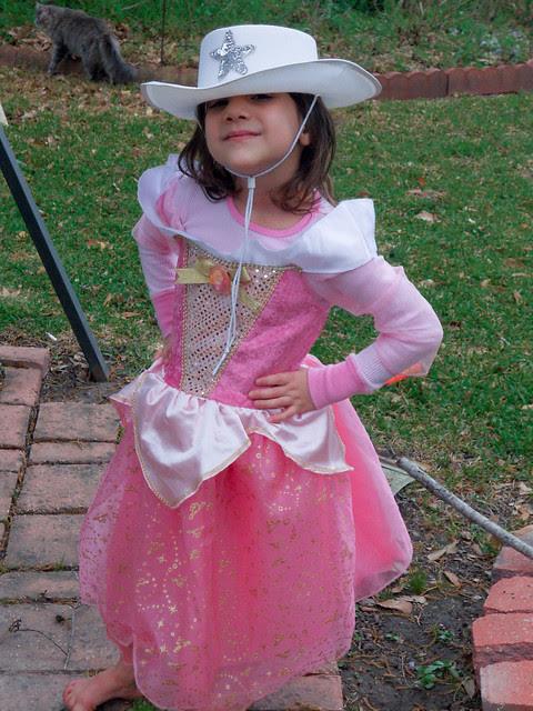 cowgirl princess lol