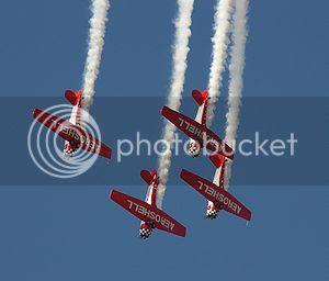 EAA Airventure show