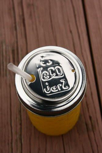 Mason Jar Drink Lid