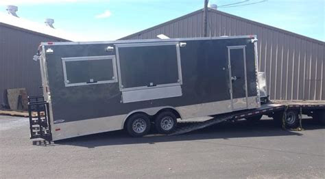 special sale fully loaded  food trailer special sale
