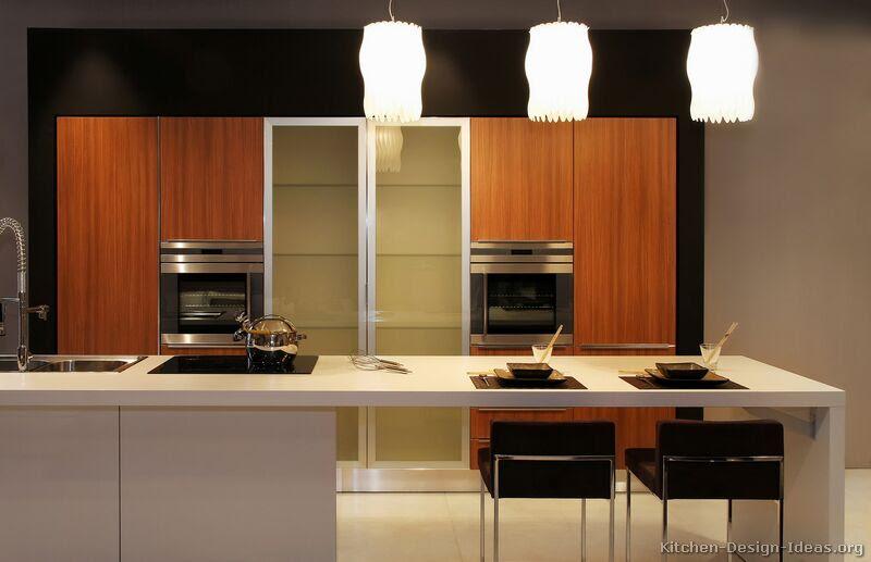 Asian Kitchen Design Inspiration - Kitchen Cabinet Styles