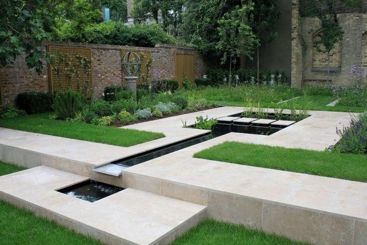 Deko Ideen: Wasser Im Garten