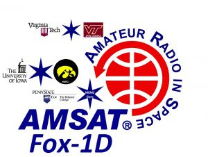 Fox-1D Logo