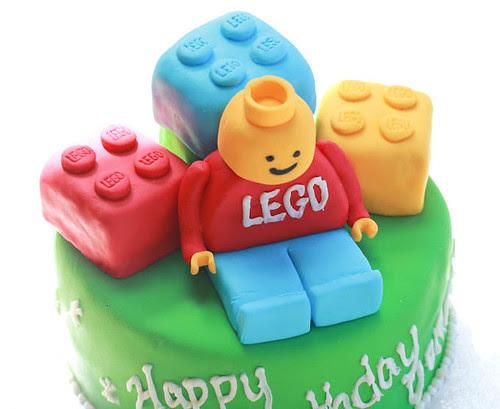 Lego Cake-1