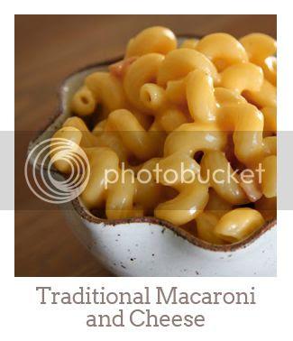 """Traditional Macaroni and Cheese"""