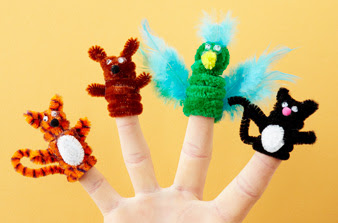 Pipe-Cleaner-Crafts-Finger-Puppets-med