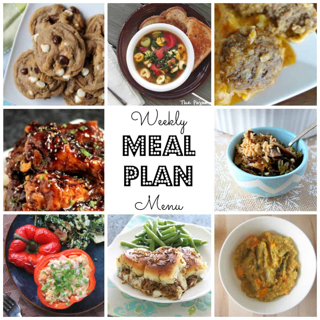 Meal Plan 4-square