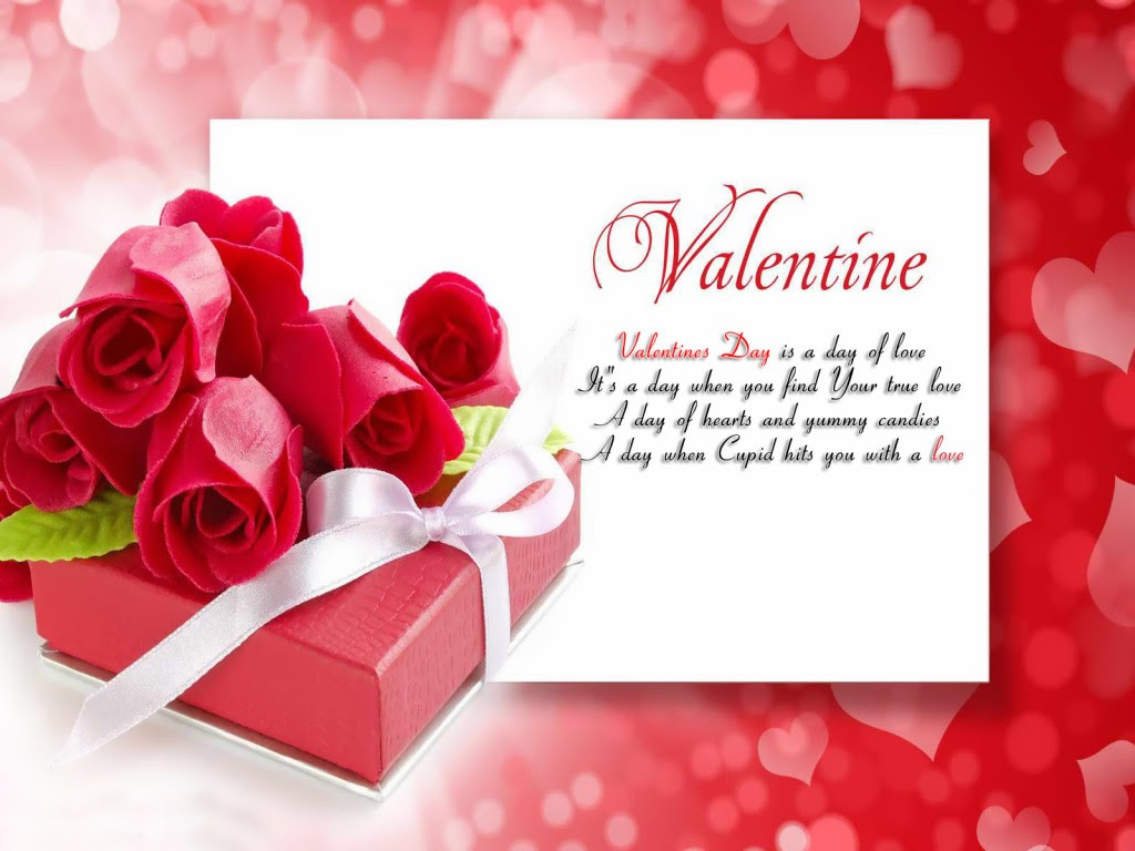 Valentines Day Quotes Widescreen Wallpapers 12849 Baltana