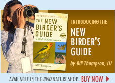 The New Birder's Guide - Buy Now!
