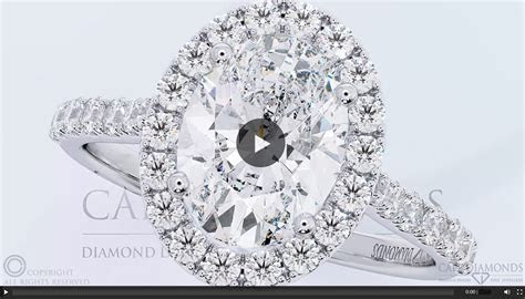 141 Classic, Best Oval Halo Pavé Cape Town Engagement Ring