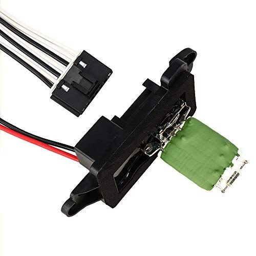 Chevy Silverado Blower Motor Resistor Wiring Harness