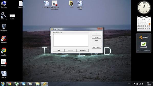 معظم البرامج يجب أن تكون موجودة على جميع الأجهزة لكي يتم فك التشفير.