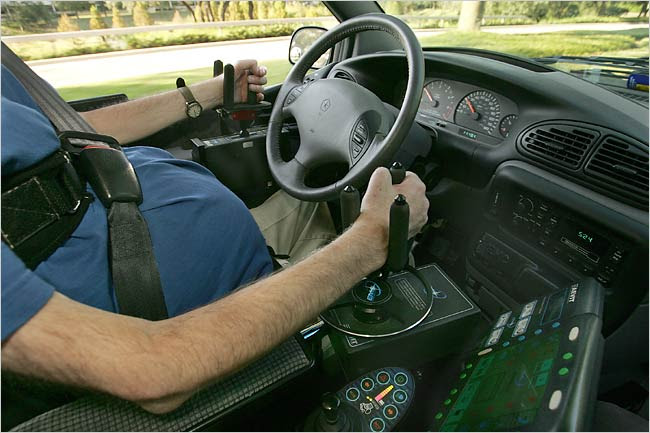 Safety Concerns Rise As More Disabled Drivers Take To The