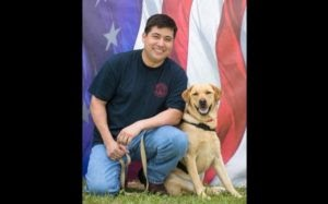 iHeartDogs Customers Helped This Veteran Get His Life Back With A Service Dog