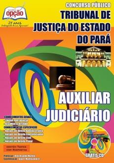 APOSTILAS para o concurso 2014 do Tribunal de Justiça do Estado  do Pará
