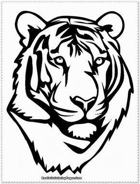 malvorlagen tiger online   aiquruguay