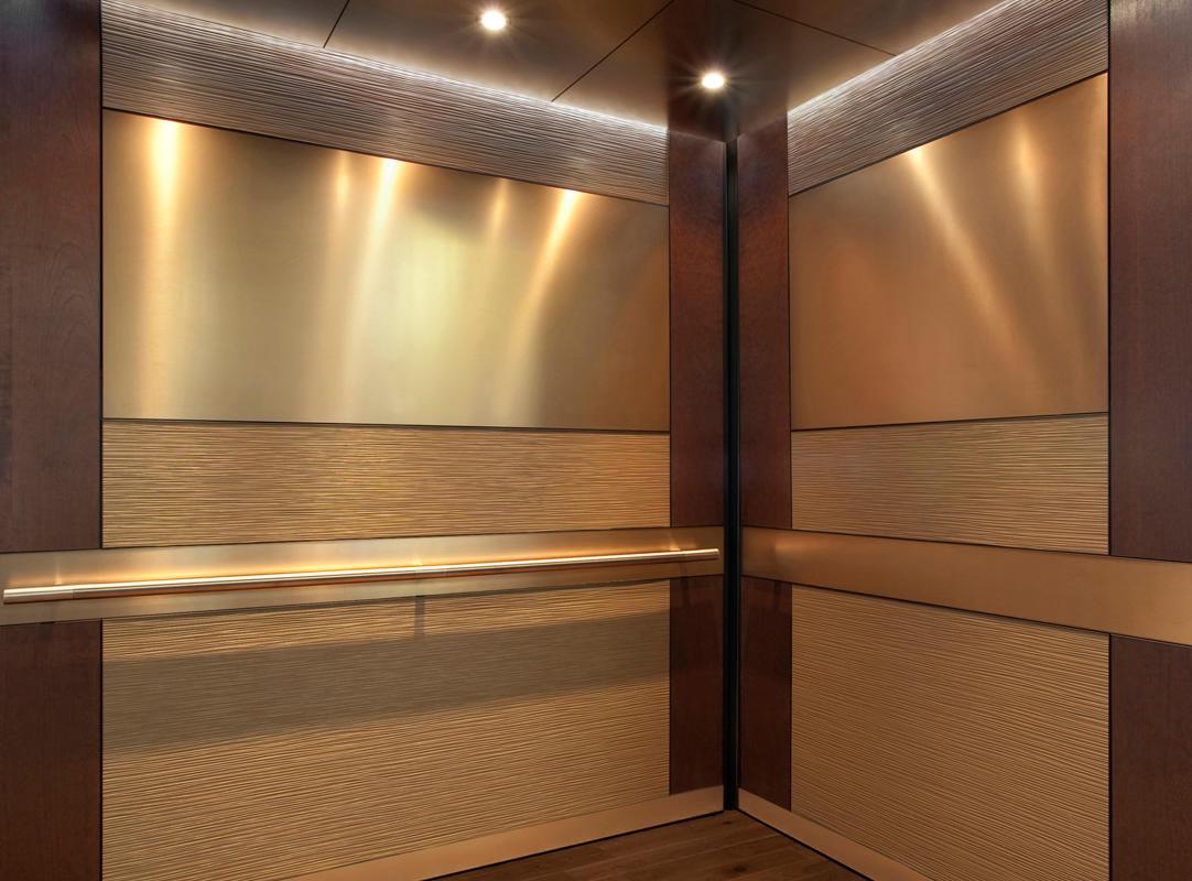LEVELe-102 Elevator Interiors | Elevator Interiors | Forms